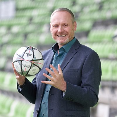 Thomas Issler: Fussball und Online-Marketing funktionieren nur mit der passenden Strategie
